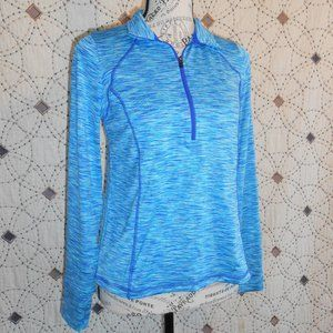 3/$10 EUC Xersion Slim Fit Blue Active Pullover S
